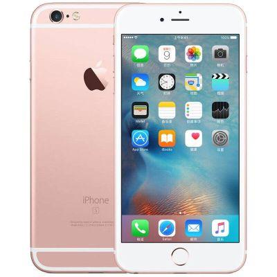 【二手9成新】蘋果6s/iPhone 6s 玫瑰金色 64G 移動聯通電信4G蘋果手機 國行
