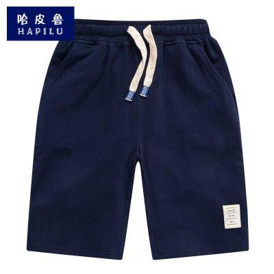 男大童中裤12薄款14岁大男童夏运动儿童中裤男童休闲大童短裤外穿