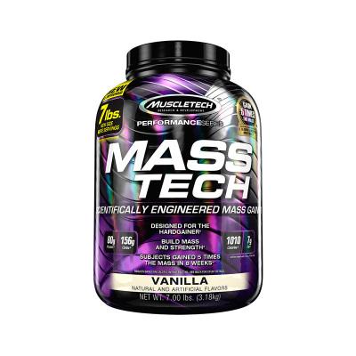 MUSCLETECH 肌肉科技乳清蛋白 香草味蛋白粉7磅/罐 約3180克 美國進口 粉劑