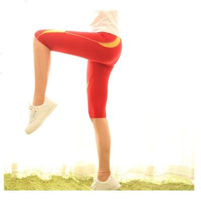 竞技健美操训练裤 健美操训练裤 健身 国家队