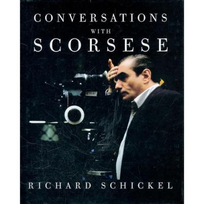 CONVERSATIONS WITH SCORSESE(ISBN=9780307268402) 英文原版