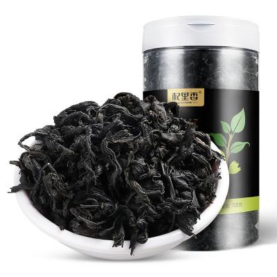 杞里香(QiLiXiang) 杜仲茶100g罐裝 杜仲葉 杜仲嫩芽 花草茶