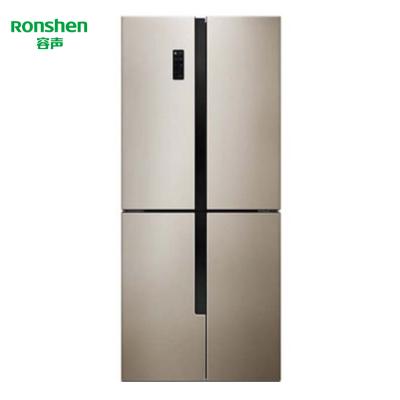 【99新】Ronshen/容声BCD-432WD12FPA十字对开门变频无霜冰箱432L风冷节能静音 智能控制 纤薄机身