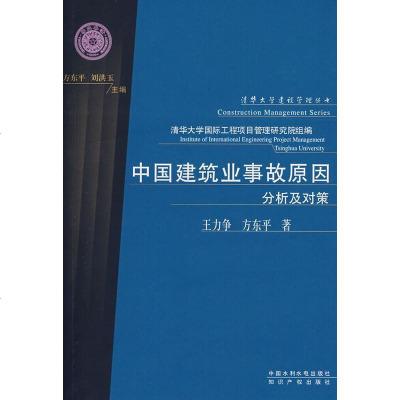 中國建筑業事故原因分析及對策王力爭,方東平水利水電出版社9784468 9787508449968