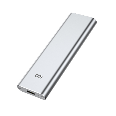 DM 256GB 迷你SSD移動硬盤 FS400 外接安卓手機蘋果MAC電腦便攜內置固態硬盤M.2 sata接口