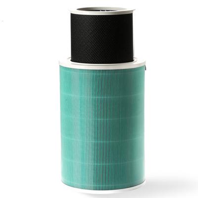 小米(MI)空氣凈化器濾芯 除甲醛增強版 小米空氣凈化器2 2S Pro通用 復合濾網