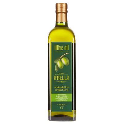 西班牙原裝進口阿蓓莉特級初榨橄欖油1L瓶裝 煎炒烹炸涼拌食用油 低溫壓榨