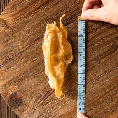 珍貴膳 北海公肚魚膠 100g/袋 花膠/魚膠 干制魚肚魚鰾鮮燉膠原蛋白 老人成人滋補佳品