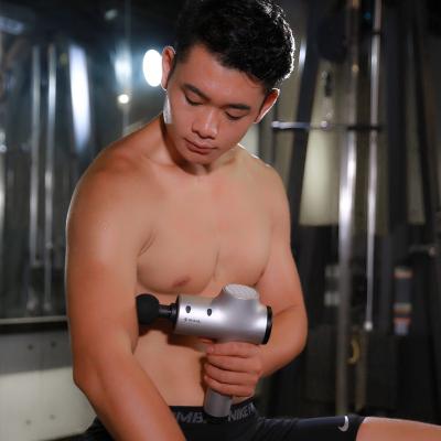 舒華新品筋膜槍運動健身肌肉放松器腿部深層震動按摩槍SH-M1703