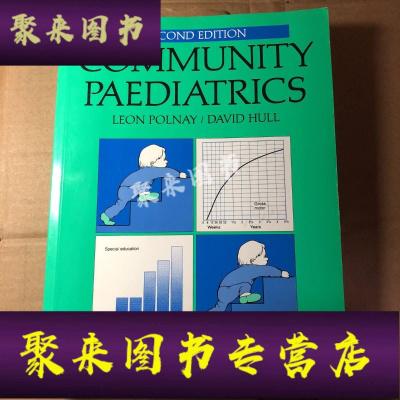 《正版九成新》Community Paediatrics