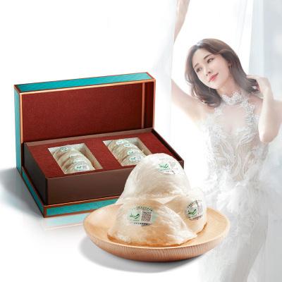 燕之屋燕窩正品 孕婦營養品尼羅河藍50g印尼進口天然金絲燕干燕窩燕盞禮盒