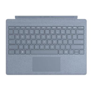 微軟(Microsoft)Surface Pro 特制版專業鍵盤蓋 機械鍵盤(冰晶藍)