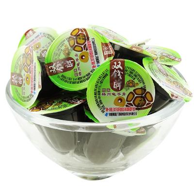 广西梧州 双钱牌 梧州龟苓膏 原味 1500g 散装称 果冻布丁啫喱杯