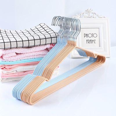 弧威(HUWEI)衣架家用無痕多功能晾衣服架防滑衣架兒童衣架曬衣架子掛鉤