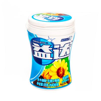 益达(Extra) 口香糖草本精华40粒56g