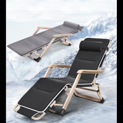 寶折疊床符象單人辦公室躺椅午休床午睡椅成人陪護簡易便攜行軍床