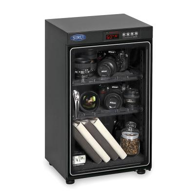 思锐(SIRUI)HC-70 电子防潮箱 中型干燥箱防潮柜