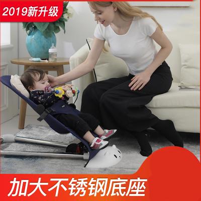 哄娃神器婴儿摇摇椅安抚椅新生儿宝宝摇篮躺椅哄睡带娃神器古达摇摇床0-2岁