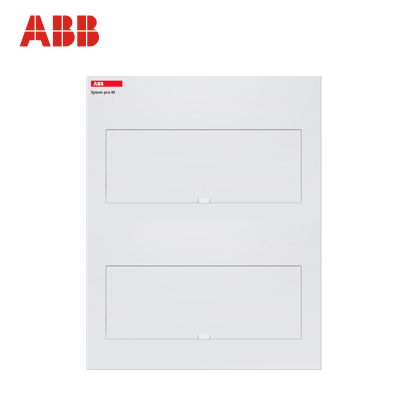 【ABB官方旗艦店】ABB強電箱/配電箱/雙層32回路箱/ACM32-FNB-ENU【金屬暗裝空箱】