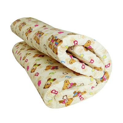 海绵床垫1.5m加厚学生宿舍0.9m1.2米单双人折叠床垫子通用简约小清新床垫