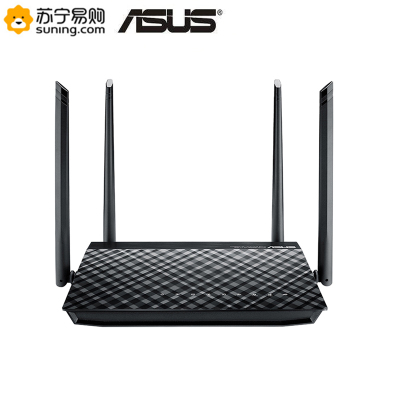 ASUS/華碩RT-AC1200GU 雙頻千兆智能高速路由穿墻利器雙頻無線1200M華碩路由器5g高速