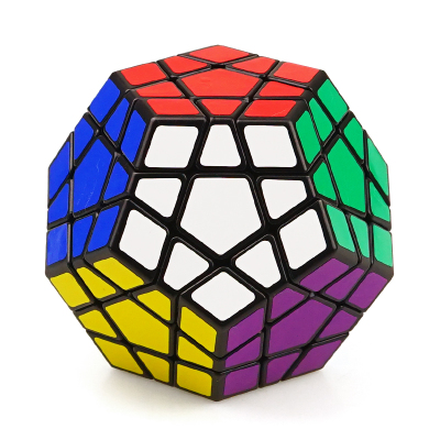 圣手7099A五魔方 專業比賽異形魔方三階5魔方十二面體兒童小孩益智玩具減壓異型魔方