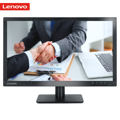 联想(Lenovo)LS2224 21.5英寸 宽屏LED液晶显示器(台式电脑显示器 分辨率1920*1080)