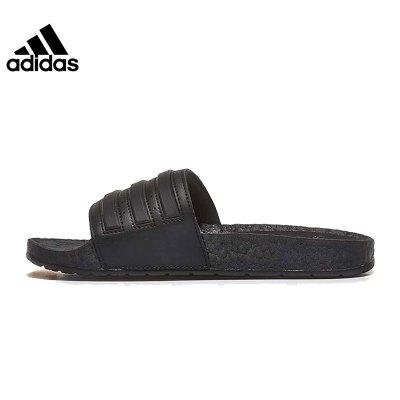 Adidas阿迪達斯2020夏季新品男子運動休閑拖鞋 EH2256