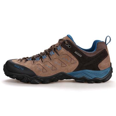 美国悍途登山鞋男户外鞋子秋冬防泼水防滑耐磨爬山鞋低帮徒步鞋