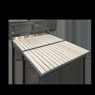 铁艺床简约现代单人铁床单人床1.2米1.5米铁架床双人床1.8米