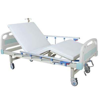 迈德斯特(MAIDESITE)护理床心意款MD-E37 手动双摇老人家用瘫痪病人翻身医用医院医疗床多功能病床(手动)