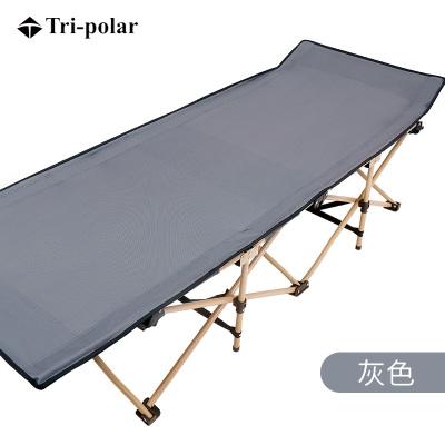 三极户外(Tripolar) TP1108 行军折叠床户外野战午休家用办公休闲单人成人迷你行军床户外便携
