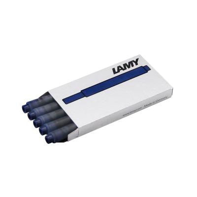 凌美(LAMY) T10墨水膽盒裝藍黑色 凌美鋼筆筆用墨水