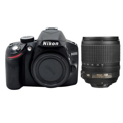 【二手95新】尼康/Nikon D3200 APS畫幅數碼單反相機 D3200 +18-105mm 【套機】