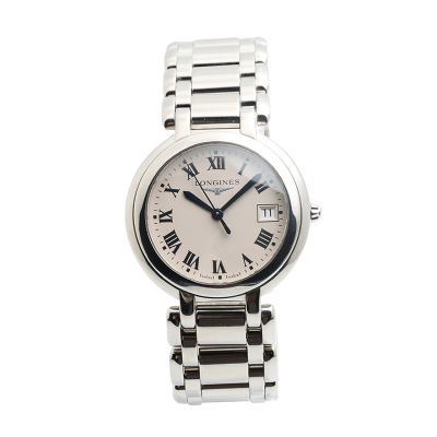 【二手95新】浪琴LONGINES優雅系列L8.112.4.71.6女表石英奢侈品鐘手表腕表
