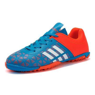 儿童足球鞋长钉碎钉女男学生青年成人耐磨跑步鞋防滑训练鞋 莎丞