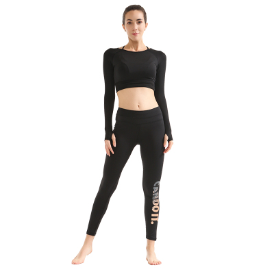 LAIKA新款跑步運動顯瘦緊身褲女高腰透氣速干彈力健身服瑜伽褲九分褲春夏