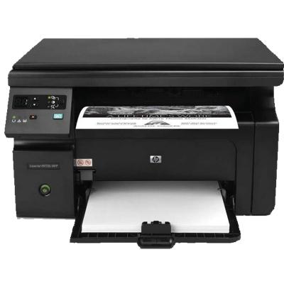 HP黑白激光一体机LaserJet Pro M1136 MFP