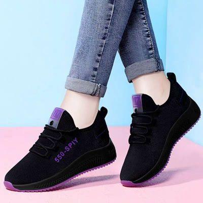 【精品特卖】老北京布鞋女鞋平底单鞋休闲工作鞋女黑色软底跳鞋妈妈鞋