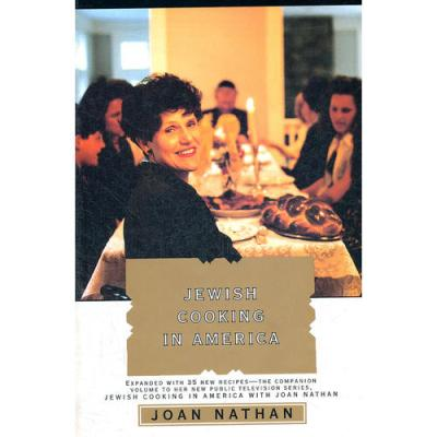 JEWISH COOKING IN AMERICA(ISBN=9780375402760) 英文原版
