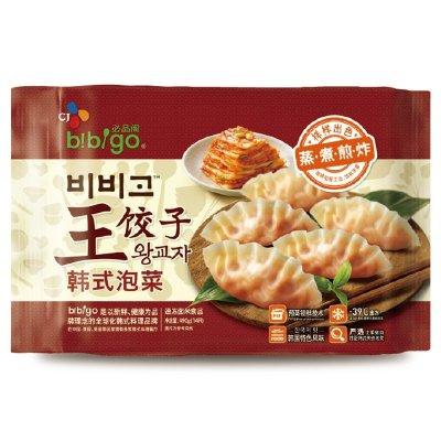 必品阁韩式泡菜王饺子490g