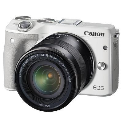 【二手95新】佳能/CanonEOS-M3(15-45)微单相机微型可换镜