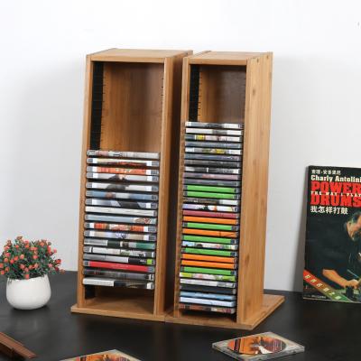 游戲光盤架CD架 DVD架 碟片架光盤架大容量CD架黑膠唱片收納架弧威(HUWEI)