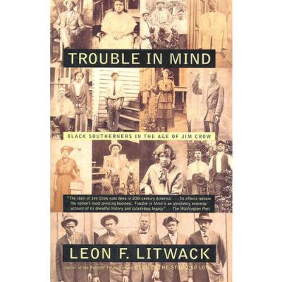 TROUBLE IN MIND(ISBN=9780375702631) 英文原版