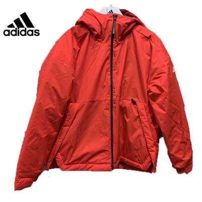 Adidas阿迪達斯2020春季新品男子運動棉服夾克外套FT9409