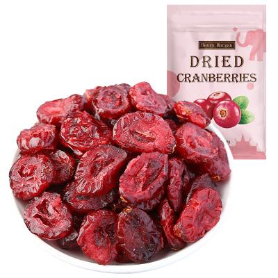 亨利摩根 蔓越莓干 120g 水果干 進口零食