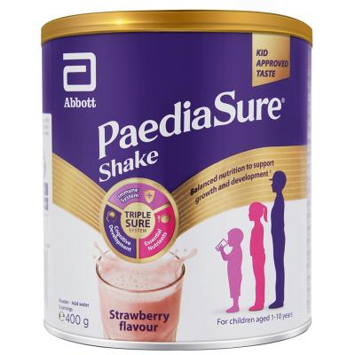 Abbott 英國版雅培小安素營養粉草莓味 特殊配方奶粉 400g/罐