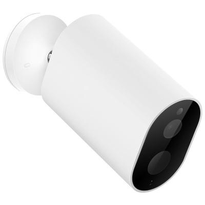 小米(MI)米家小白智能攝像機 電池版 無線安裝超長電池續航攝像頭