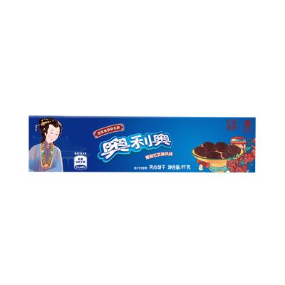 奥利奥夹心饼干蜜制红豆酥味97g