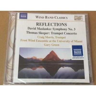 Naxos 8570465 Maslanka:第3交響曲 CD 預訂